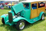 31 Ford Model A Woodie Wagon