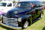 48 Chevy Chopped Panel Delivery