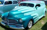 36 Chevy Chopped Sedan Delivery