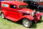31 Ford Model A Chopped Sedan Delivery