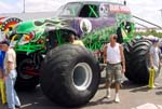 48 Chevy Panel Delivery 'Grave Digger' Monster 4x4