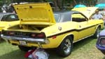 72 Dodge Challenger Coupe