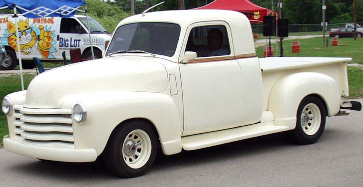 48 Chevy Xcab Pickup