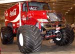 03 International Delivery 'Coca Cola' Monster Truck