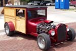 26 Ford Model T Hiboy Woodie Wagon