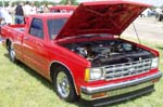 89 Chevy S10 Chopped Pickup