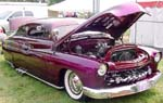 50 Mercury Chopped Tudor Sedan