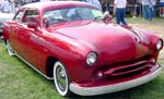 50 Ford Chopped Tudor Sedan Custom
