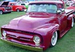 56 Ford Chopped Pickup