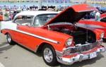 56 Chevy 2dr Hardtop