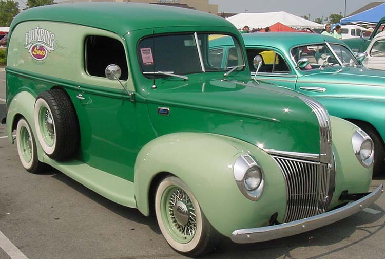 1930s Ford or Chevy Panel Truck  Chevrolet  GMC Trucks
