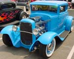 31 Ford Model A Chopped Coupe