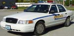 04 Ford Crown Victoria Police Interceptor 4dr Sedan