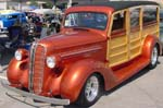 36 Dodge 4dr Woody Wagon
