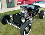25 Ford Model T Bucket Roadster