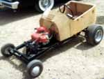 27 Ford Model T Bucket Roadster Pickup GoKart