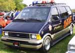 95 Ford Windstar Police Van