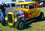 31 Ford Model A Hiboy Coupe